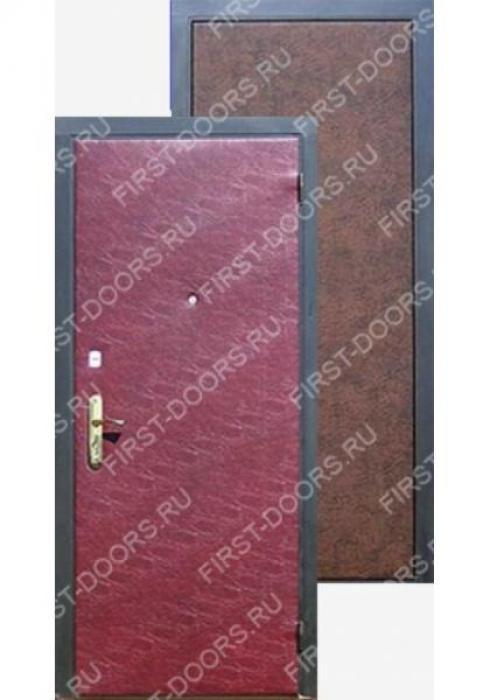 First Doors, Дверь входная металлическая Эконом 9