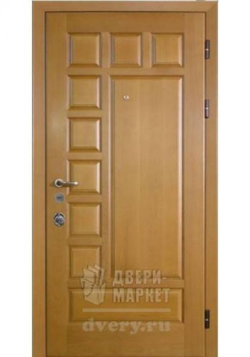 Двери-Маркет, Дверь входная металлическая филёнчатая 03