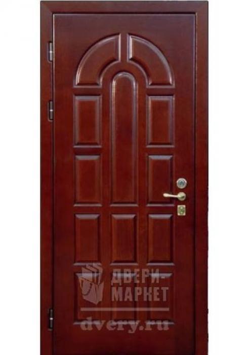 Двери-Маркет, Дверь входная металлическая филёнчатая 05