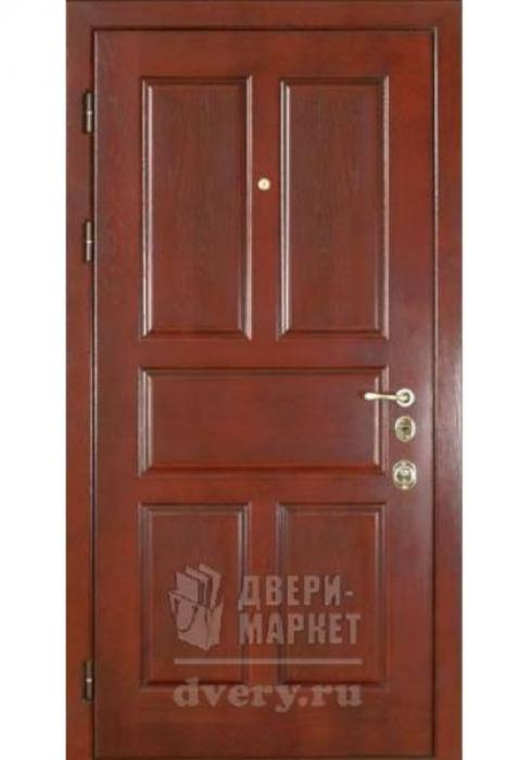 Двери-Маркет, Дверь входная металлическая филёнчатая 06