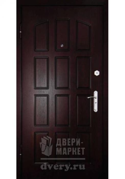 Двери-Маркет, Дверь входная металлическая филёнчатая 07