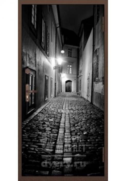 Двери-Маркет, Дверь входная металлическая фотопанель 15 - наружная сторона