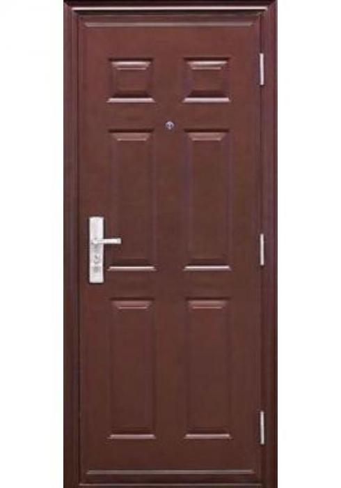ЕК-МЕТАЛЛ-ФОРД, Дверь входная металлическая К02 ЕК-МЕТАЛЛ-ФОРД