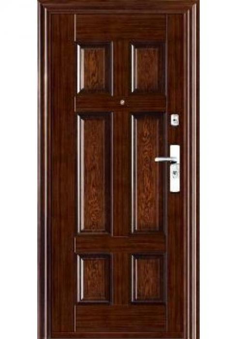 ЕК-МЕТАЛЛ-ФОРД, Дверь входная металлическая К14 ЕК-МЕТАЛЛ-ФОРД