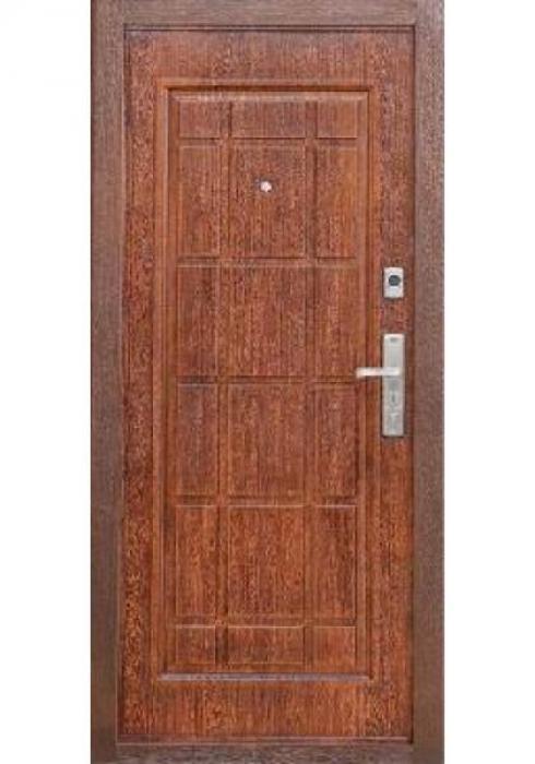 ЕК-МЕТАЛЛ-ФОРД, Дверь входная металлическая К18 ЕК-МЕТАЛЛ-ФОРД