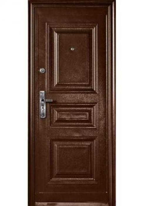 ЕК-МЕТАЛЛ-ФОРД, Дверь входная металлическая К25 ЕК-МЕТАЛЛ-ФОРД