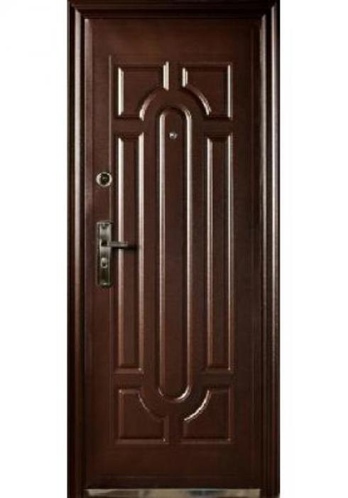 ЕК-МЕТАЛЛ-ФОРД, Дверь входная металлическая К32 ЕК-МЕТАЛЛ-ФОРД