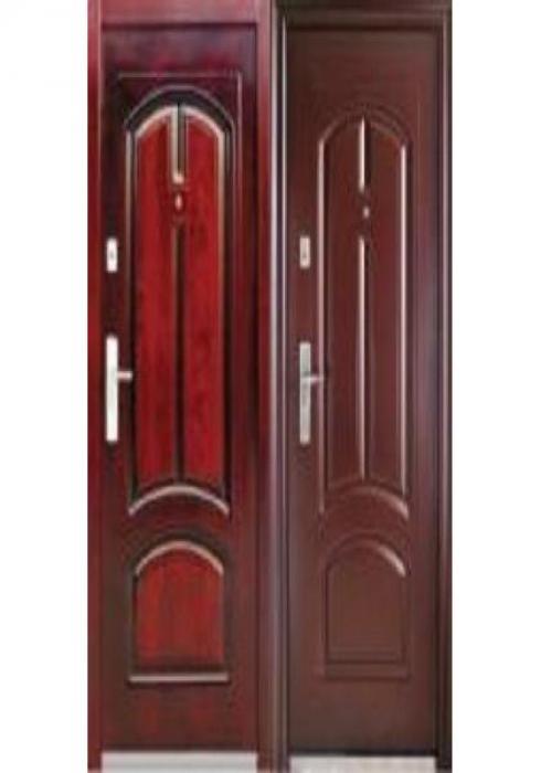 ЕК-МЕТАЛЛ-ФОРД, Дверь входная металлическая К33 ЕК-МЕТАЛЛ-ФОРД