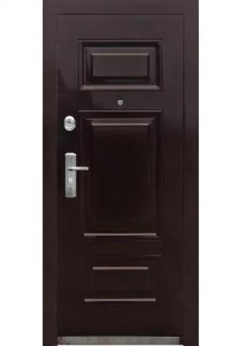ЕК-МЕТАЛЛ-ФОРД, Дверь входная металлическая К35 ЕК-МЕТАЛЛ-ФОРД