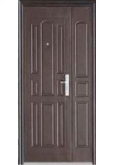 ЕК-МЕТАЛЛ-ФОРД, Дверь входная металлическая К61 ЕК-МЕТАЛЛ-ФОРД