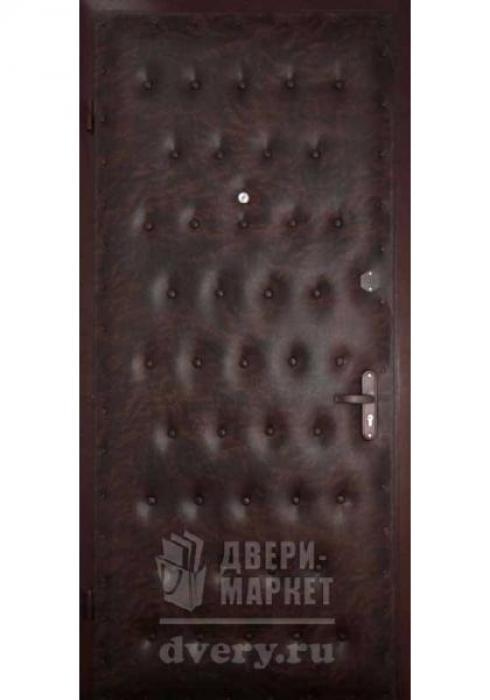 Двери-Маркет, Дверь входная металлическая ковка 02 - внутренняя сторона