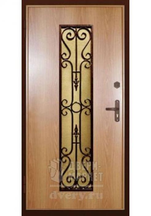Двери-Маркет, Дверь входная металлическая ковка 06 - внутренняя сторона