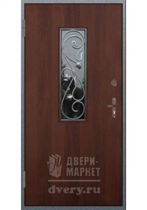 Двери-Маркет, Дверь входная металлическая ковка 08 - внутренняя сторона