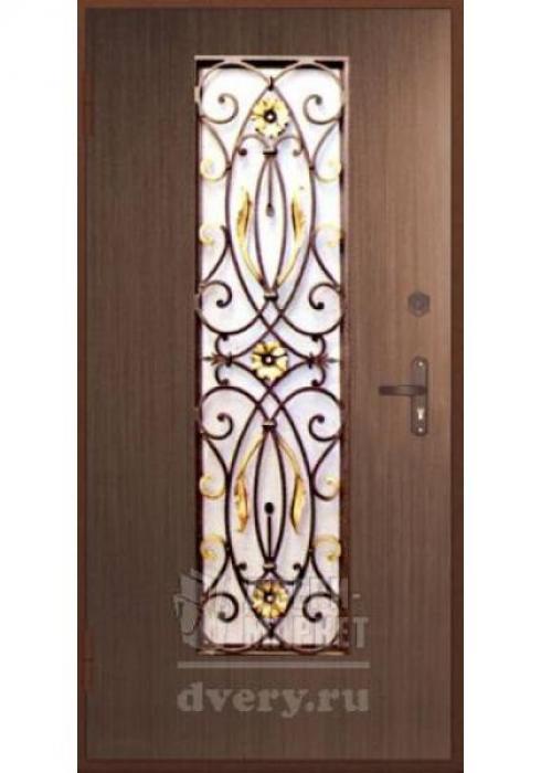 Двери-Маркет, Дверь входная металлическая ковка 09 - внутренняя сторона