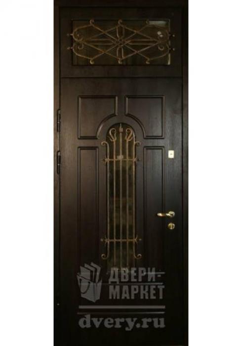 Двери-Маркет, Дверь входная металлическая ковка 16