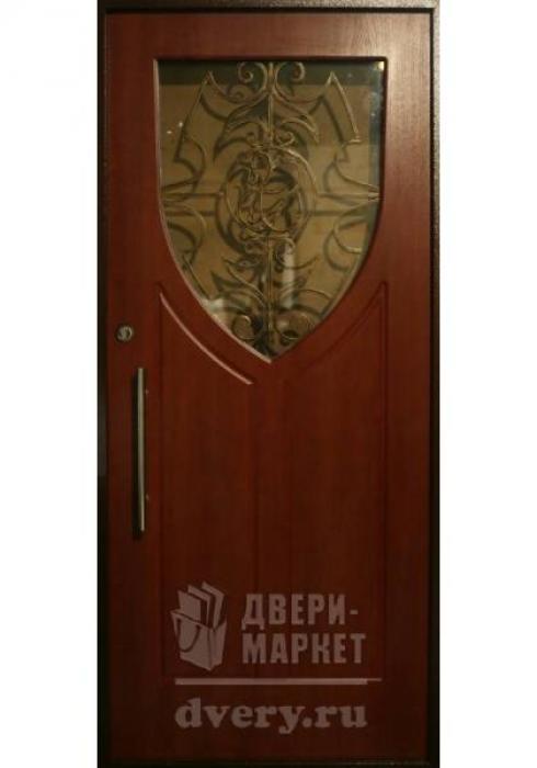 Двери-Маркет, Дверь входная металлическая ковка 17 - внутренняя сторона