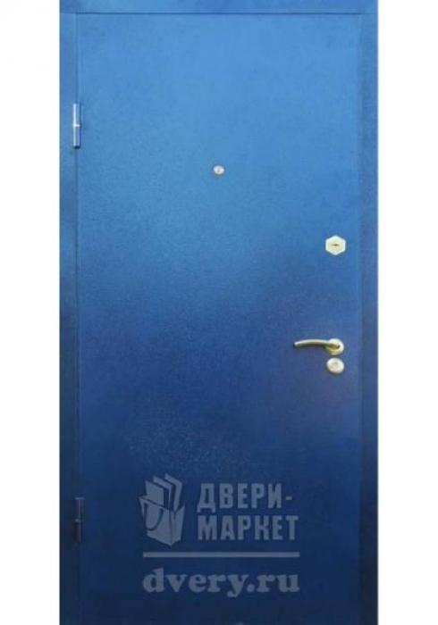 Двери-Маркет, Дверь входная металлическая Кожзаменитель 05 - наружная сторона