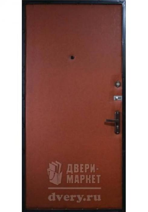 Двери-Маркет, Дверь входная металлическая Кожзаменитель 20 - внутренняяя сторона