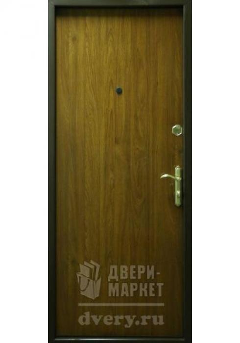 Двери-Маркет, Дверь входная металлическая Кожзаменитель 23 -внутренняя сторона