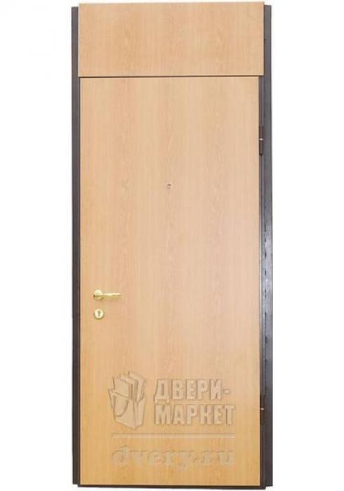Двери-Маркет, Дверь входная металлическая ламинат 07