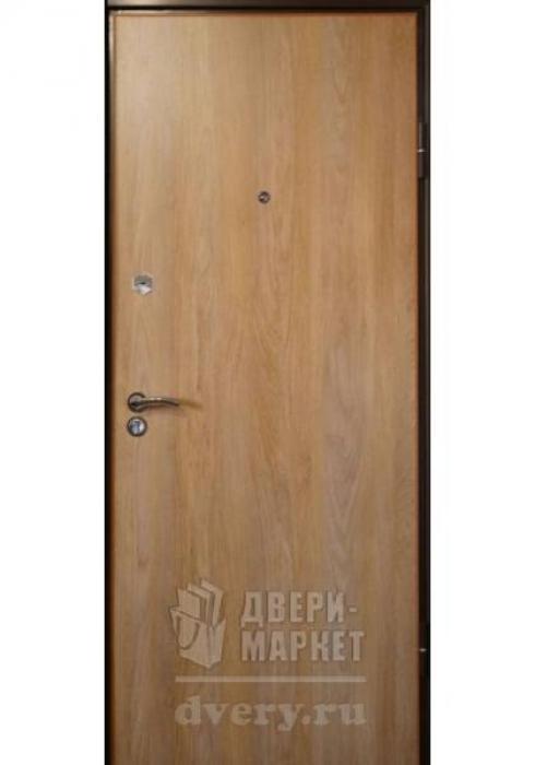 Двери-Маркет, Дверь входная металлическая ламинат 14 - наружная сторона