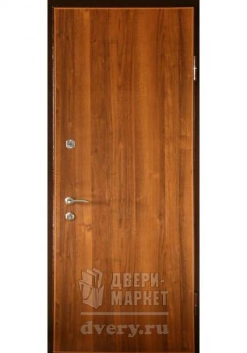 Двери-Маркет, Дверь входная металлическая ламинат 16 - наружная сторона