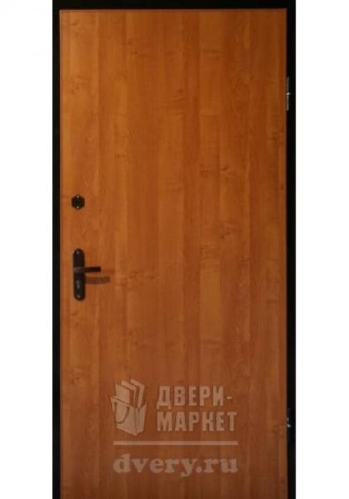 Двери-Маркет, Дверь входная металлическая ламинат 17 - наружная сторона