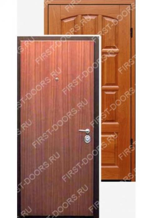First Doors, Дверь входная металлическая Ламинат 8