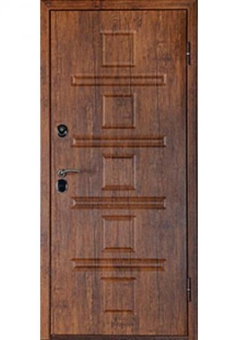 СТАЛЬЕР, Дверь входная металлическая Люкс 67 - наружная сторона