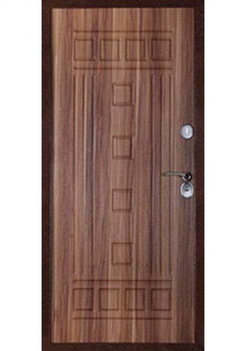 СТАЛЬЕР, Дверь входная металлическая Люкс 67 - внутренняя сторона
