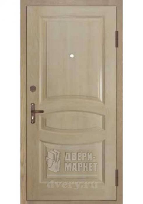 Двери-Маркет, Дверь входная металлическая массив дуба 22