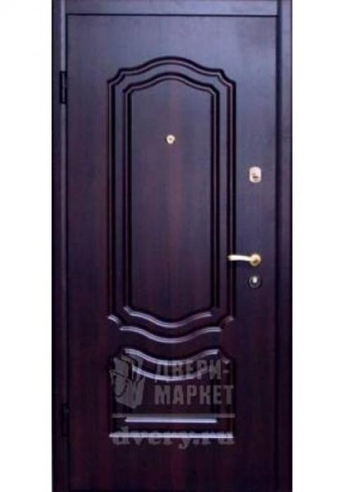 Двери-Маркет, Дверь входная металлическая мдф 02 - наружная сторона