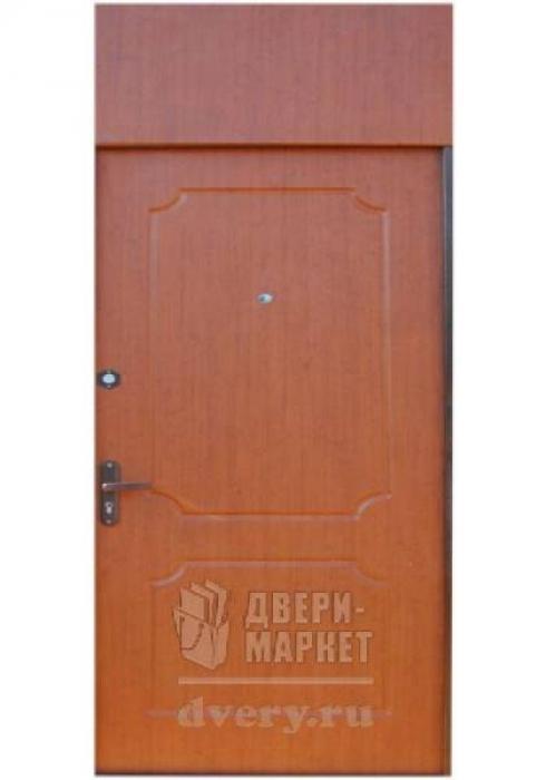 Двери-Маркет, Дверь входная металлическая мдф 09 - внутренняя сторона