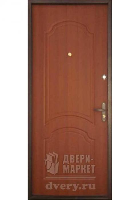 Двери-Маркет, Дверь входная металлическая мдф 18 - внутренняя сторона