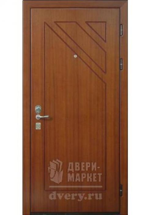 Двери-Маркет, Дверь входная металлическая мдф 22