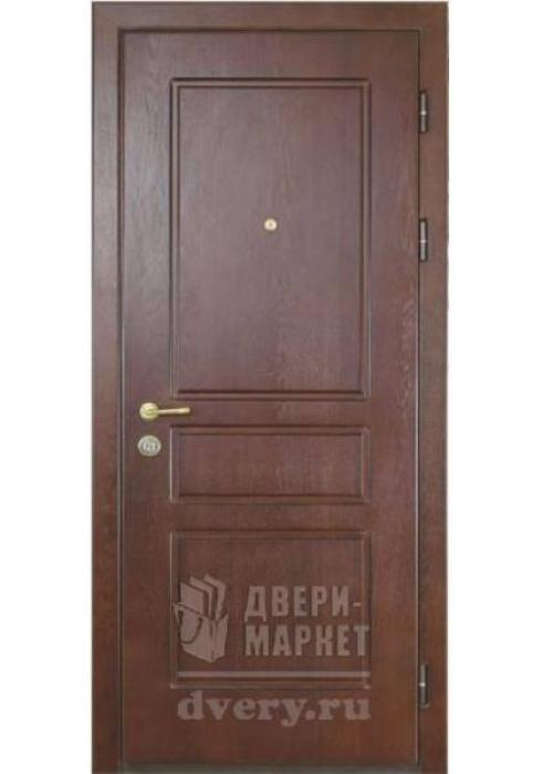 Двери-Маркет, Дверь входная металлическая мдф 24