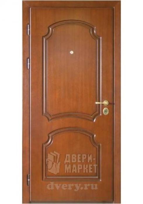 Двери-Маркет, Дверь входная металлическая мдф 27 - наружная сторона