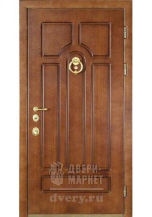 Двери-Маркет, Дверь входная металлическая мдф 28 - наружная сторона