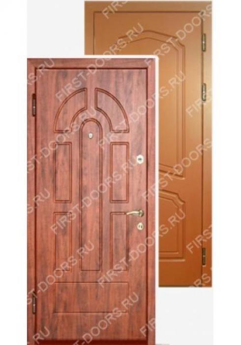 First Doors, Дверь входная металлическая мдф 3