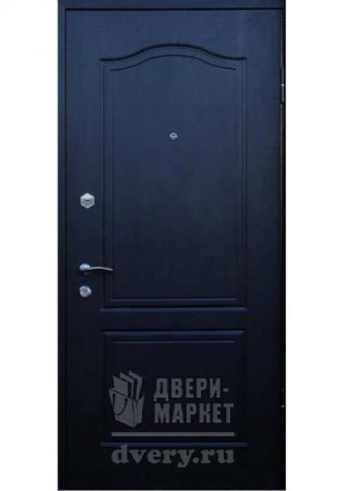 Двери-Маркет, Дверь входная металлическая мдф 33 - наружная сторона