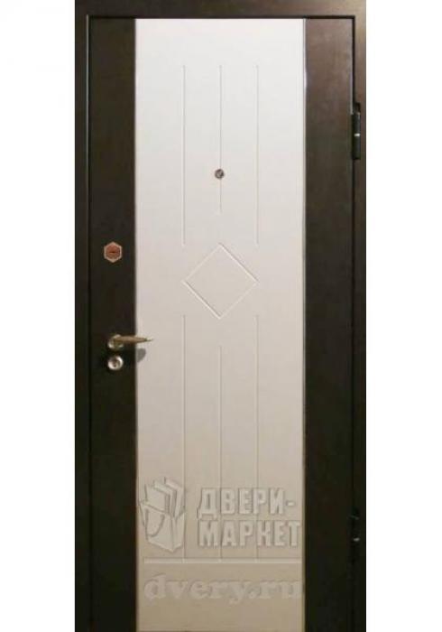 Двери-Маркет, Дверь входная металлическая мдф 35