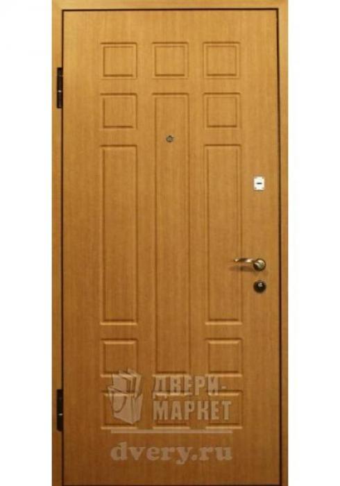 Двери-Маркет, Дверь входная металлическая мдф 48