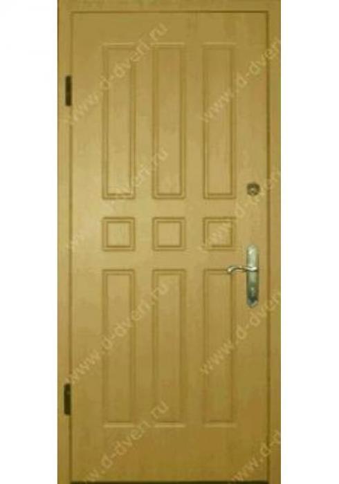 Дельта-сталь, Дверь входная металлическая Мдф Пвх