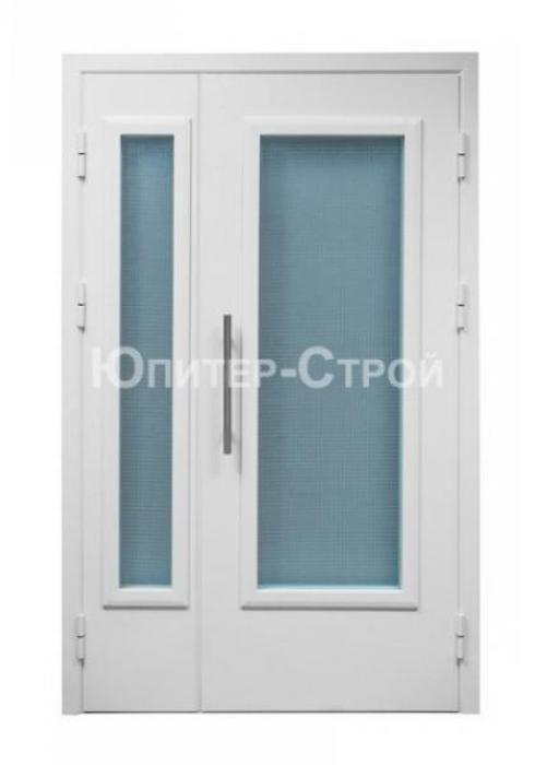 Юпитер-Строй, Дверь входная металлическая остекленная