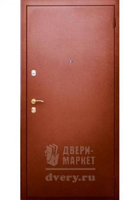Двери-Маркет, Дверь входная металлическая порошковое напыление 18 - наружная сторона
