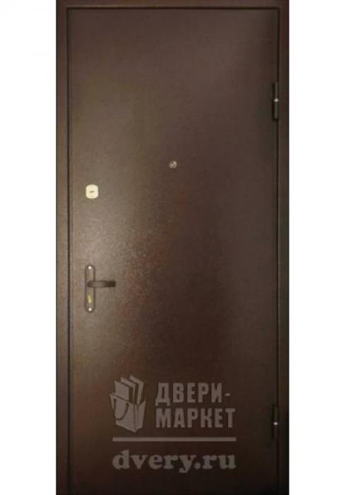 Двери-Маркет, Дверь входная металлическая порошковое напыление 23 - наружная сторона