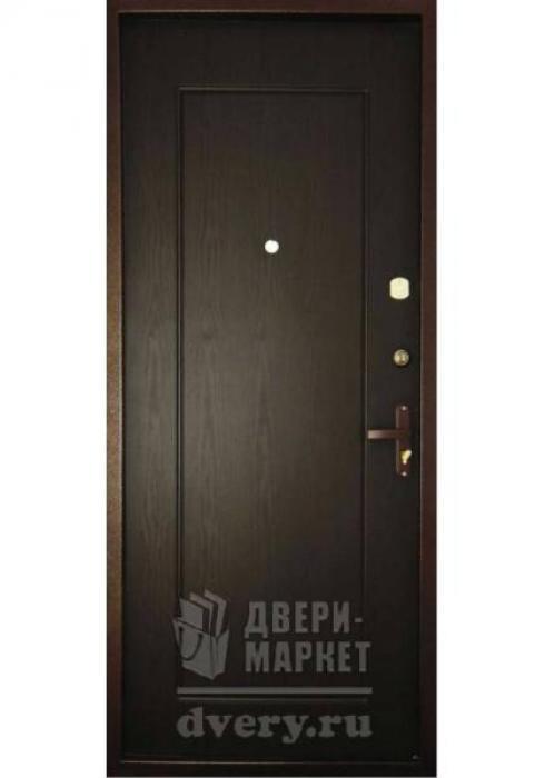 Двери-Маркет, Дверь входная металлическая порошковое напыление 23 - внутренняя сторона