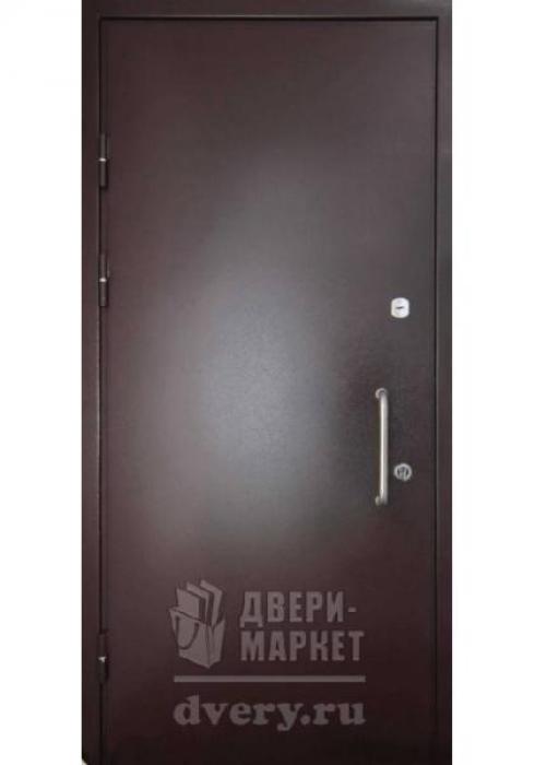 Двери-Маркет, Дверь входная металлическая порошковое напыление 35 - наружная сторона