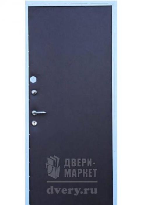 Двери-Маркет, Дверь входная металлическая порошковое напыление 39 - внутренняя сторона