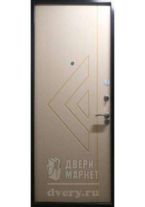 Двери-Маркет, Дверь входная металлическая порошковое напыление 40 - внутренняя сторона